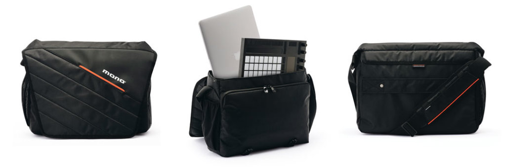 M80 Stealth Relay with Macbook laptop and Maschine MKIII