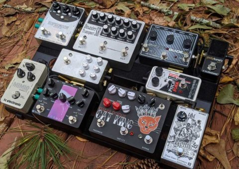 Best pedalboards of November