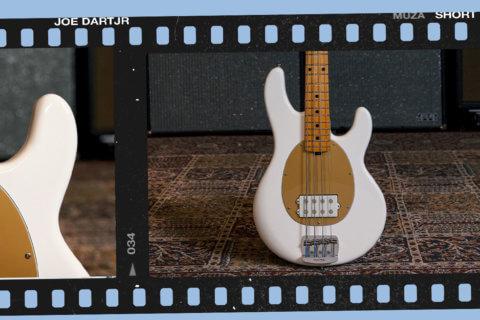 Ernie Ball Music Man Joe Dart Jr. Signature Bass
